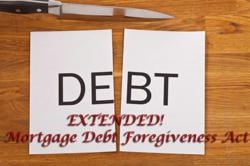 Thinking About Doing A Short Sale? Mortgage Debt Relief TAX Extended
